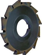 DISCHI per Fresa D=125x12x40mm 12Z metallo duro DADO Alesatore Lama s185005.10