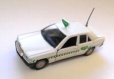 "Mercedes W 201 / 190 D ""TAXA"" Taxi Holland Netherland, GAMA in 1:43 taxi!"