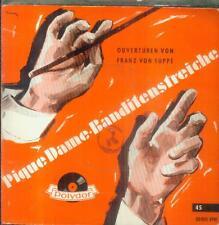 """7"""" Bavaria Sinfonie Orchester/Banditenstreiche (20 051 EPH)"""