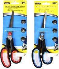 96 x SCISSORS STAINLESS STEEL DIY Scrapbooking Decorating Craft Art Precision