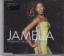 Jamelia-Something About You cd maxi single 2 tracks