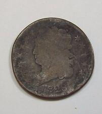 BARGAIN 1828 Classic Head Half Cent GOOD 1/2c
