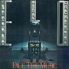 Face the Music [Clear Vinyl] by Electric Light Orchestra (Vinyl, Jul-2016, Epic)