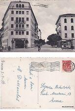 # TREVISO: GIARDINI - VIA CESARE BATTISTI  1956