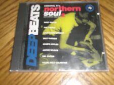 NORTHERN SOUL / ESSENTIAL DANCE FLOOR CLASSICS  VOL. 2 ~ UK Deepbeats CD ~ NEW