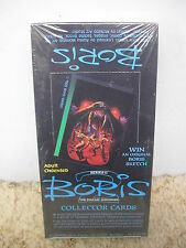 Vintage 1992 Boris Vallejo Boris Series 2 II Wax Box 36 Packs UNOPENED Sealed