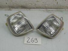 SEAT AROSA 97-05 Crystal Clear Side Indicators répéteurs Paire Set avec ampoules