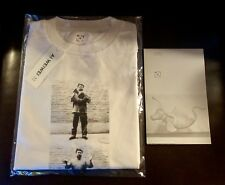 Ai Weiwei x MAF VASE T Shirt Large Limited Edition 300 SOLD OUT Banksy Supreme
