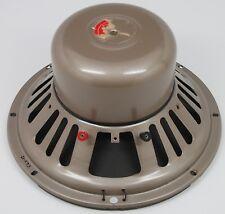 "(B) Vintage 1960s LAFAYETTE 12"" Coaxial 2-Way Speaker Driver Woofer 3"" Tweeter"