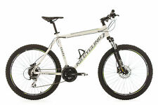 Mountainbike Hardtail 26'' MTB Shimano 24 Gang GXH Weiss Scheibenbremse 382M