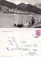 AURONZO DI CADORE: Panorama    1963