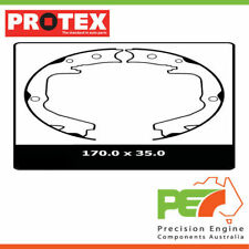 New *PROTEX* Parking Brake Shoe For SUBARU LIBERTY BL 4D Sedan 4WD.