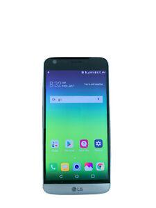"""LG H831 G5 Silver 5.3"""" Unlocked Silver Smartphone Snapdragon 820 4GB RAM 32GB"""