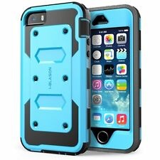iPhone 5S i-Blason Armorbox - Built-in Screen Protector&Impact Resistant Bumper