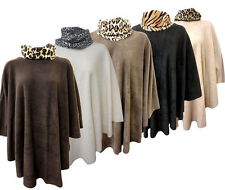 Unbranded Plus Size Cowl Neck Jumpers/Cardigans for Women
