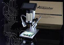 Andonstar Adsm201 HDMI Microscope 3mp 1080 for PCB Board Repair Tool