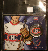 Canada 2009 Montreal Canadiens 50 Cent Coin 1945 -1946 # 2 of 6