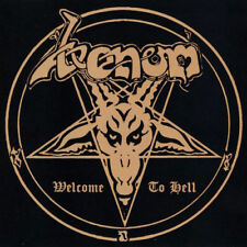 VENOM Welcome To Hell CD BRAND NEW Bonus Tracks