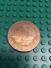 Monnaie de Paris - Collégiale, Mantes la Jolie 2004b Médaille Jeton Touristique