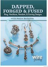 New Jewelry DVD Dapped Forged Fused Janice Berkebile
