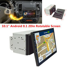 """2Din 10.1"""" Android 8.1 Rotatable Screen Car Stereo Radio MP5 Player Mirror Link"""