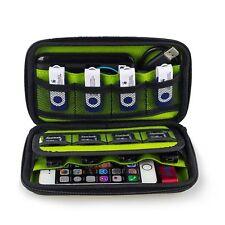 BEST Usb Flash Hard Drive Organizer Bag Storage Case SD Card Holder Travel