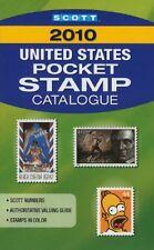 Scott 2010 United States Pocket Stamp Catalogue by James E Kloetzel