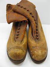 Vintage Antique Victorian Lady's Button Boots Social Shoe Stampinsisters