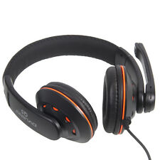 OVLENG Q5 USB Super Bass Stereo Headset Headphone with Microphone for Laptops PC