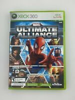 Marvel: Ultimate Alliance / Forza Motorsport 2 - Xbox 360 - Complete & Tested