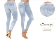 MARA JEANS COLOMBIANOS AUTHENTIC COLOMBIAN PUSH UP JEANS LEVANTA COLA BUTT LIFT