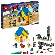 LEGO The Lego Movie 2 - 70831 - Emmet's Dream House/Rescue Rocket - 706pcs - NEW