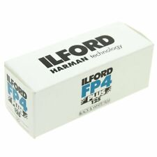 Ilford FP4+ 120 Black and White Roll Film - Pack of 2
