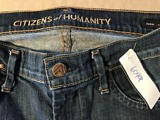 """Citizens of Humanity women's jeans Amber size 26 waist 27"""" hips 32"""" inseam 28"""""""