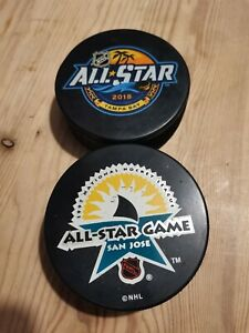 Nhl All Star Game Ice Hockey Pucks