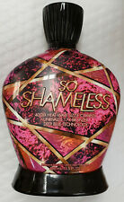 Designer Skin So Shameless 400XX Hot Tingle Bronzer Tanning Lotion