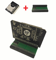 Neu Ka 47 Winkel Ide 44 Polig Adapter + SD IDE2SD Amiga 600 1200 LED Aktiv #503
