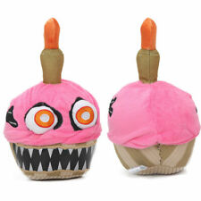 Nightmare Cupcake Fnaf Nights at Freddy's Series 2 Kids Plush Toys Pink 7.9 inch