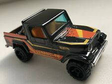 Hot Wheels Jeep Scrambler Black