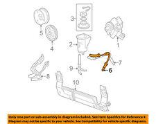 FORD OEM 99-04 Mustang-Power Steering Pressure Hose XR3Z3A719AA