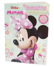 Disney Minnie Mouse Gigantic Activity Book