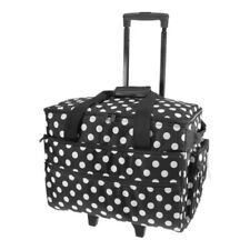 BIRCH Sewing Crafts Trolley Bag - 51 x 38 x 28cm