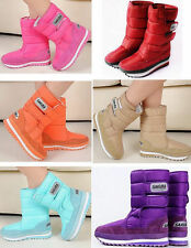 Bigger Sizes/Waterproof/Warm/Fashion / Joggers Boots Snow Boots Women's Boots