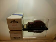 ABC BRIANZA ABC137R ALFA ROMEO 6C 2500 BERLINA 6/7 POSTI - RED 1:43 -MINT IN BOX