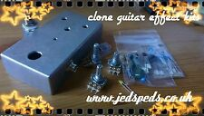Build your own guitar effect pedal clone component PCB kit Exotics Ep Booster