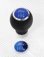 RICHBROOK OFFICIAL FORD LEATHER GEAR KNOB FOR NONE LIFT UP REVERSE