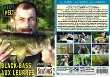 Black-bass aux leurres AT-CHI-GANE - Pêche des carnassiers - Vidéo Pêche