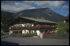 580006 maison typique dans les Alpes Bavaria A4 papier photo