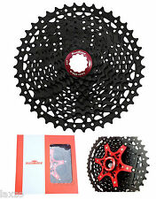 Sunrace MX3 Wide Range Cassette Black MTB 10 Speed 11-42T for Shimano Sram 387g