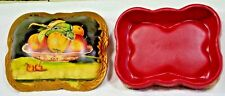 Stunning Raymond Waites for Toyo Trading Co -Covered Candy Dish- Hand-painted